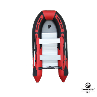 Inflatable Speed boat, Rigid inflatable boat,aluminum floor 3.6M TK-RIB-360
